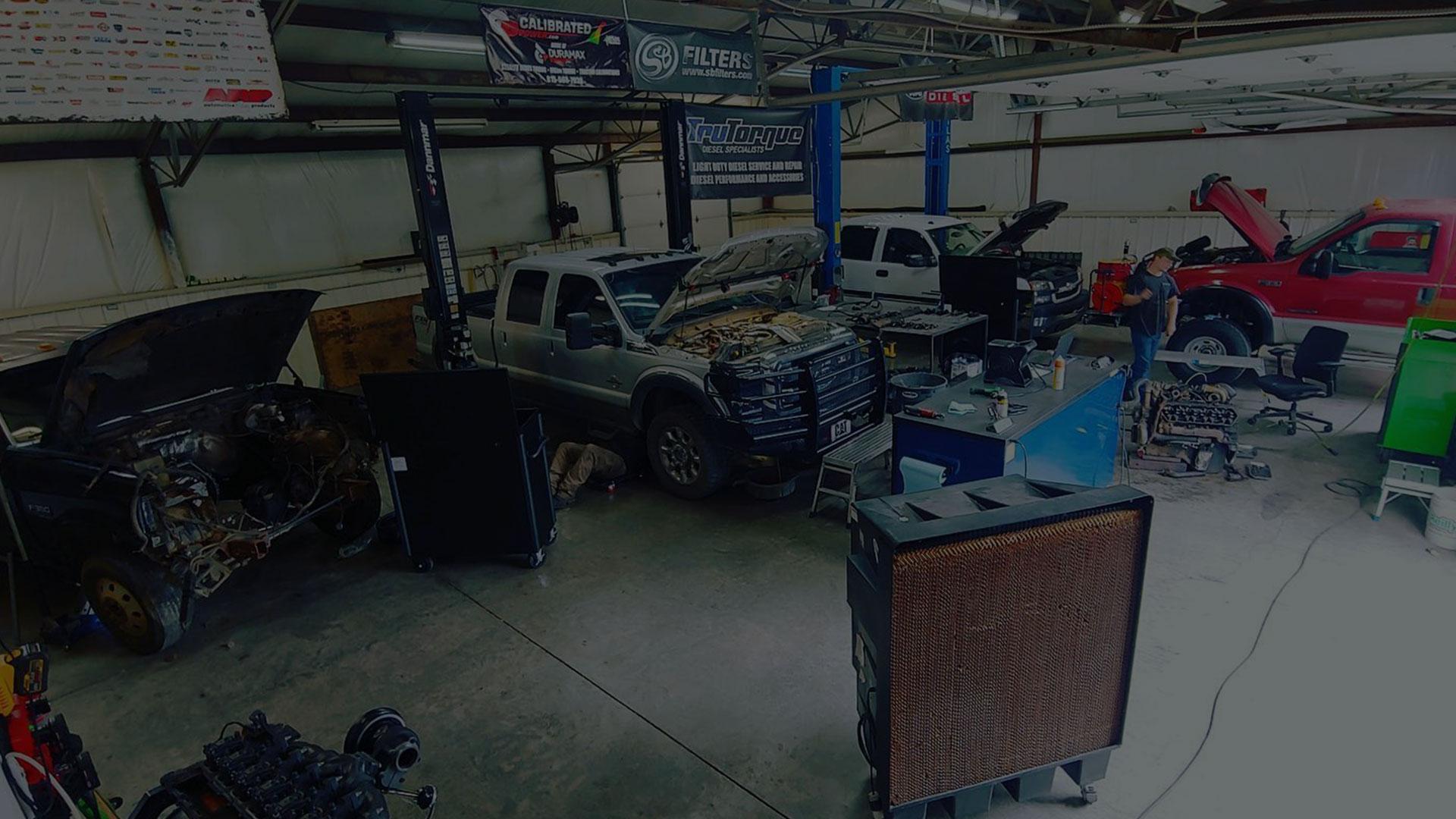 Athens Diesel Truck Repair, Diesel Mechanic and Diesel Engine Repair